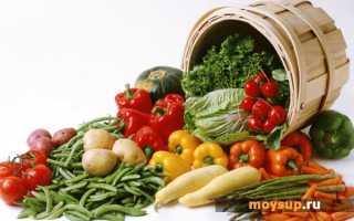 Салат с вареными овощами