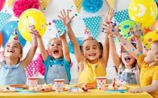 Что приготовить сладкого на День рождения