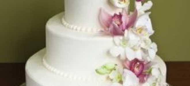 Медовый ярус торта