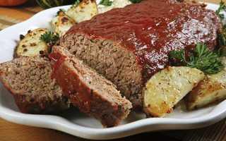 Рецепты мясных запеканок