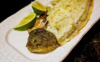 Рецепт запекания рыбы в духовке
