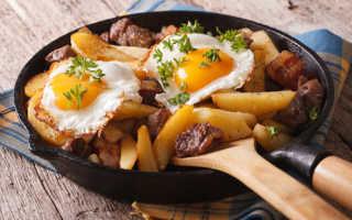 Белорусские блюда из картошки