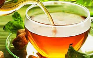 Какой чай пить в бане