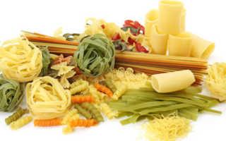 Рецепты приготовления макаронных изделий