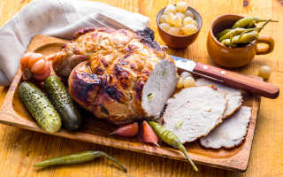 Какое мясо лучше для запекания в духовке
