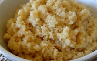 Пшеничная каша как варить
