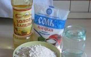 Как испечь хлеб ржаной в домашних условиях