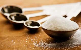 Сколько сахара в чайной ложке