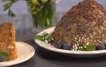 Торт муравейник классический со сгущенкой и без выпечки с печеньем