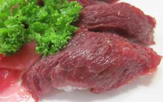 Конина полезные свойства мяса и показатель его калорийности