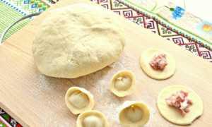 Самое вкусное тесто для пельменей домашних