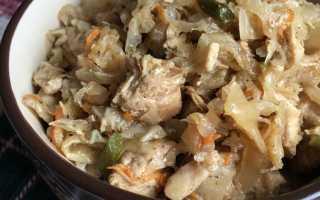 Как приготовить солянку с курицей