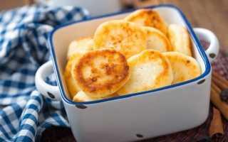 Как сделать сырники в духовке