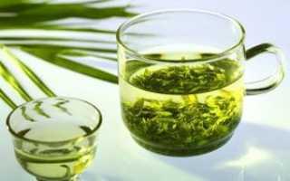 Полезно пить зеленый чай листовой