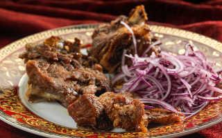 Лучшие рецепты приготовления ароматного мяса в казане