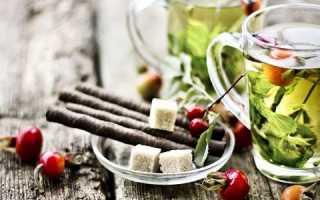 Тонизирующий чай для похудения