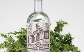 Как приготовить джин из самогона в домашних условиях
