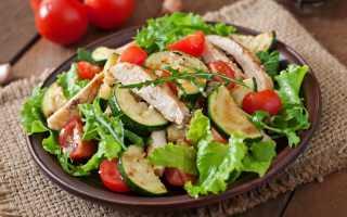 Мясной салат рецепт классический с курицей