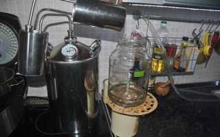 Пошаговое описание процесса перегонки браги в спирт