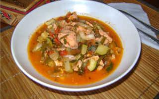 Рецепты рыбной солянки