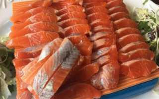 Солим красную рыбу крас за 15 минут