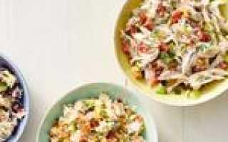 Салаты с мясом рецепты с фото