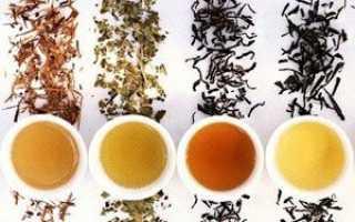 Что содержит черный чай