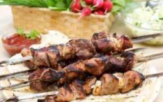 Как правильно замариновать сочный шашлык из свинины вкусно в кефире