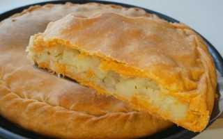 Как сделать пироги с картошкой