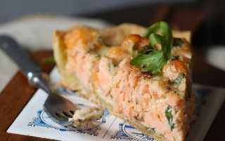 Рыбная запеканка в духовке рецепт с фото