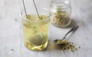 Чай из семян фенхеля