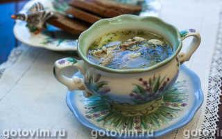 Суп бухлер рецепт