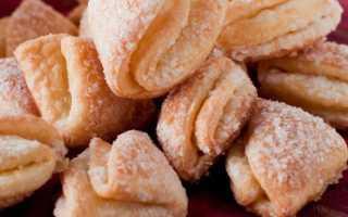 Печенье из мягкого творога рецепт