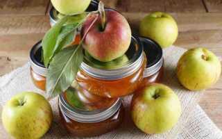 Как правильно варить яблочное варенье