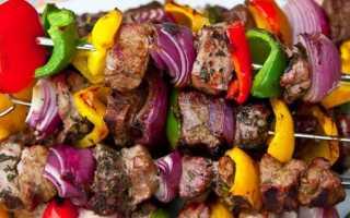 Народный рецепт шашлыка из баранины