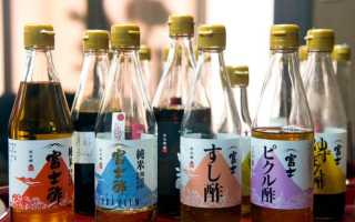 Как заменить рисовый уксус для суши обычным