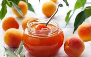 Варенье из абрикосов