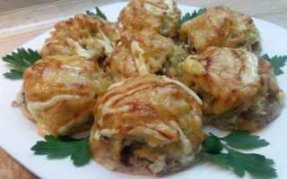 Рецепт стожков из фарша с картошкой