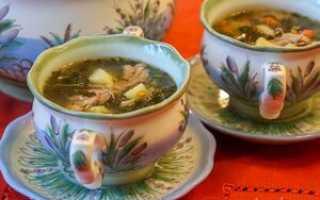 Суп грибной с вешенками рецепт приготовления