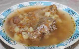 Суп из индоутки рецепты