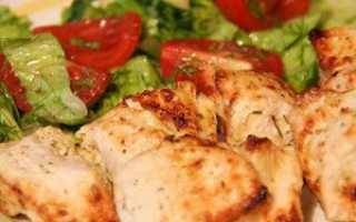 Рецепты шашлыков из куриной грудки