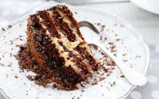 Крем для торта со сгущенкой и сметаной