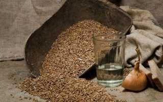 Брага на пшенице рецепты приготовления основы для домашнего алкоголя