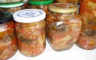 Как приготовить и законсервировать солянку из капусты с мясом
