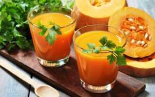 Сок тыквенный с апельсином на зиму рецепты