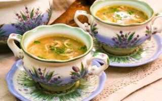 Как приготовить суп из утки