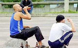 Проблема алкоголизма социальная проблема
