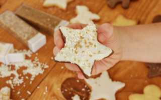 Печенье которое можно приготовить с детьми