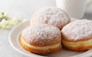 Идеальное тесто для пышных пончиков