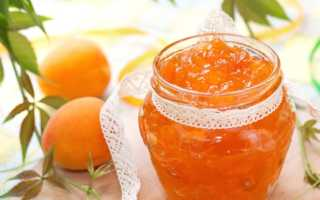 Как сварить повидло из абрикосов в домашних условиях густым